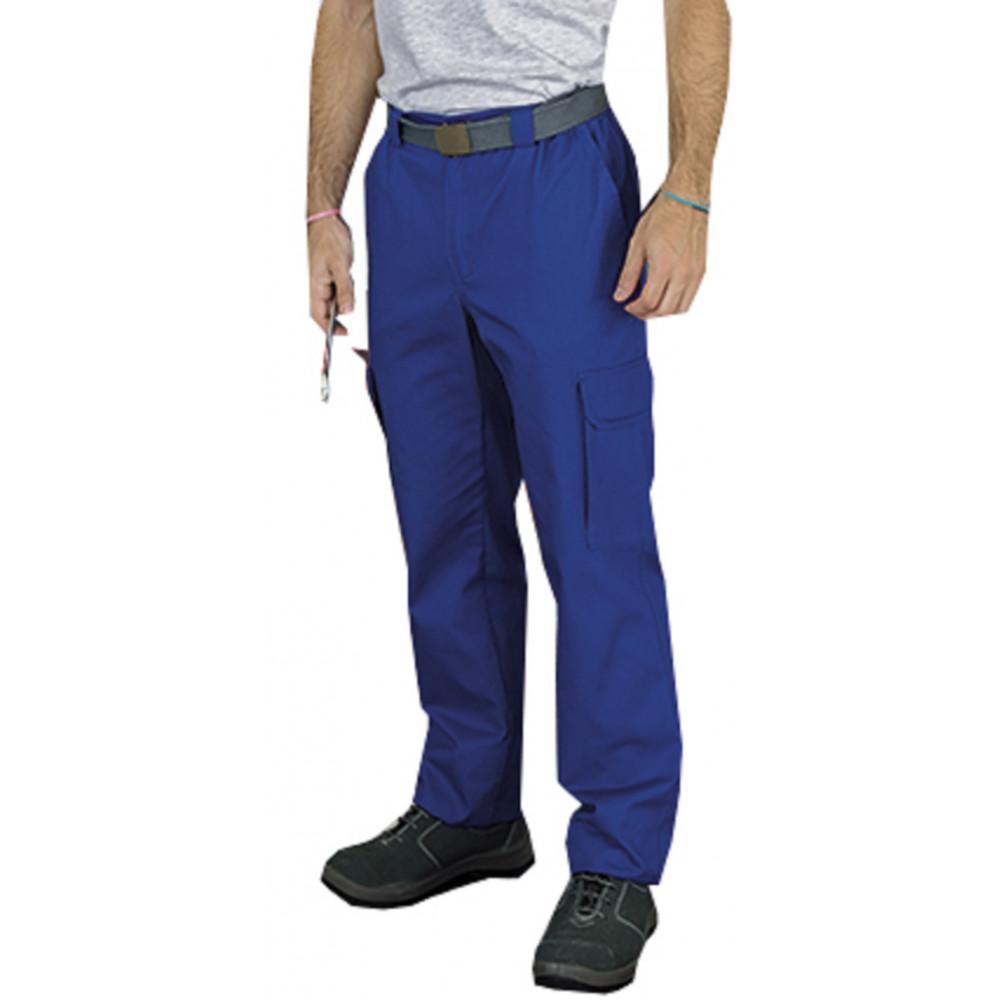 Pantalon Multibolsillos 100 Algodon Industria Y Vigilancia Confex