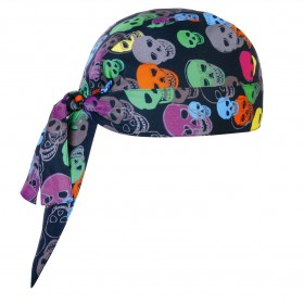 Bandana Skulls Colors
