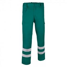 Pantalon Drill Reflectante