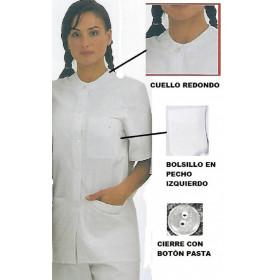 Blusón Pijama Cuello Redondo